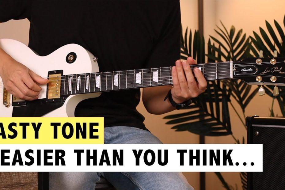 10 Iconic Guitar Tones   Electric Guitar Tone Tutorial & Tips