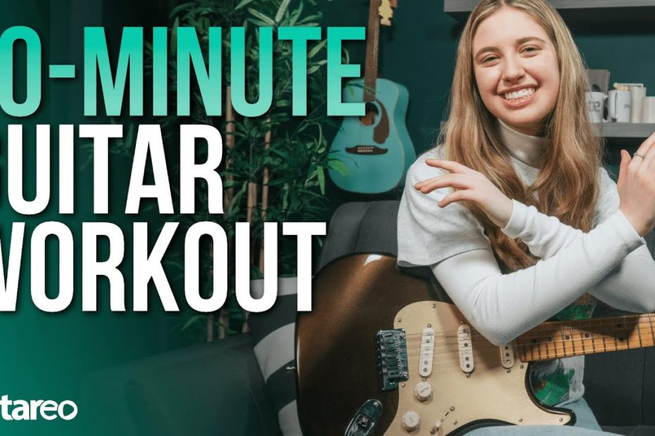 10-Minute Guitar Practice Routine for Beginners