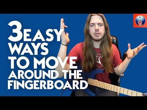 3 Easy Ways to Navigate the Fingerboard - Fretboard Navigation Tips
