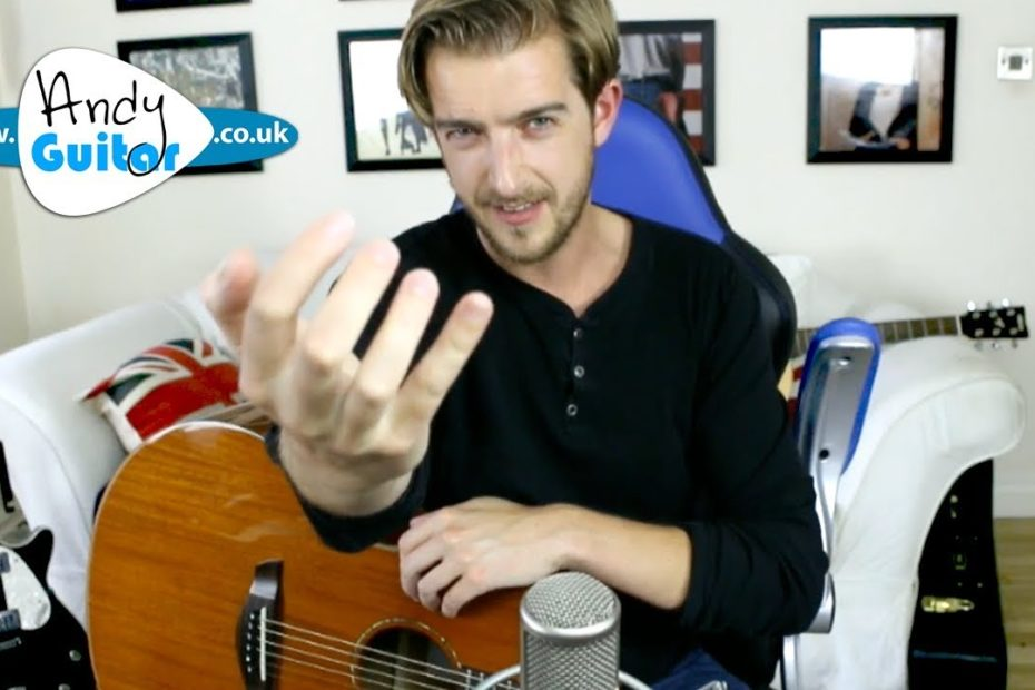 3 Tips For When Your Fingers Hurt Playing Guitar