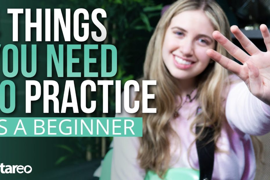 4 Things Every Beginner Guitarist Should Know