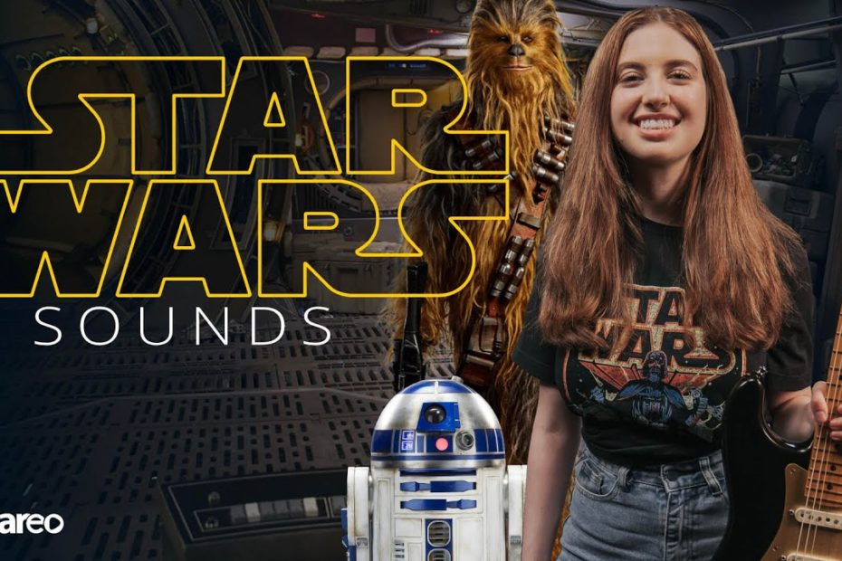 5 Iconic Star Wars Sounds On Guitar