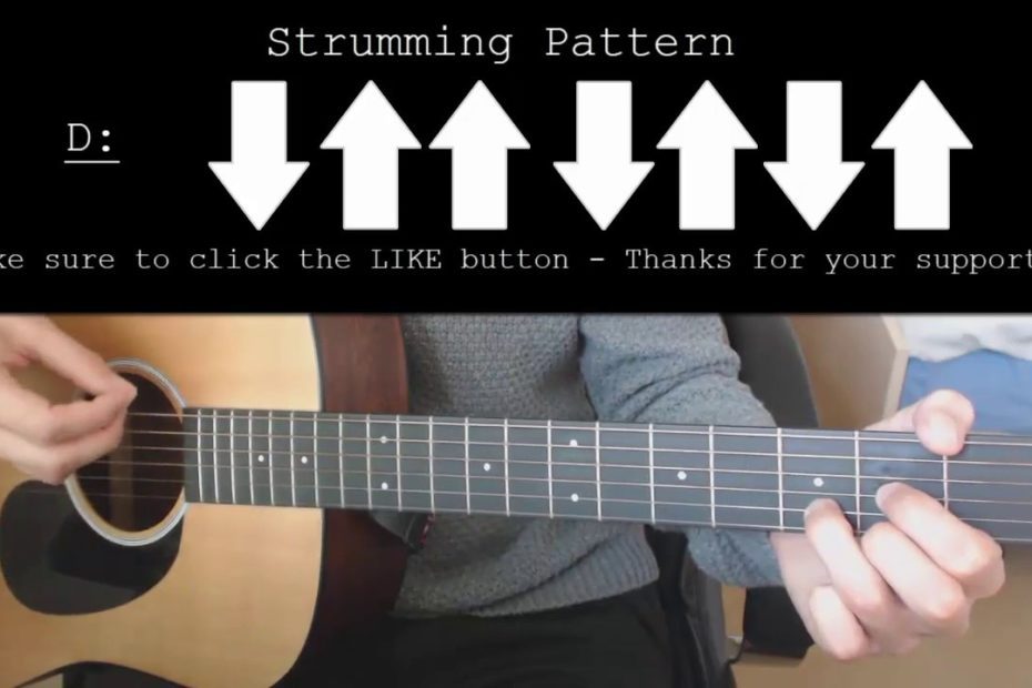 Alec Benjamin – Must Have Been The Wind EASY Guitar Tutorial With Chords / Lyrics