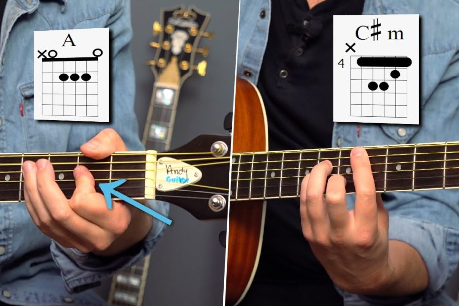 """Awesome Barre Chord Workout - Learn """"In The Morning"""" by The Coral!"""