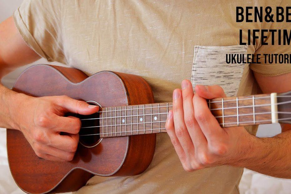 Ben&Ben – Lifetime EASY Ukulele Tutorial With Chords / Lyrics