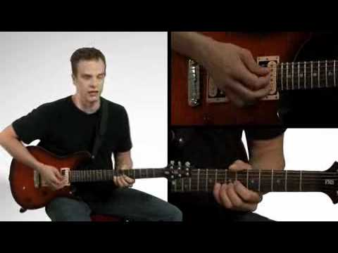Bending The Guitar Strings