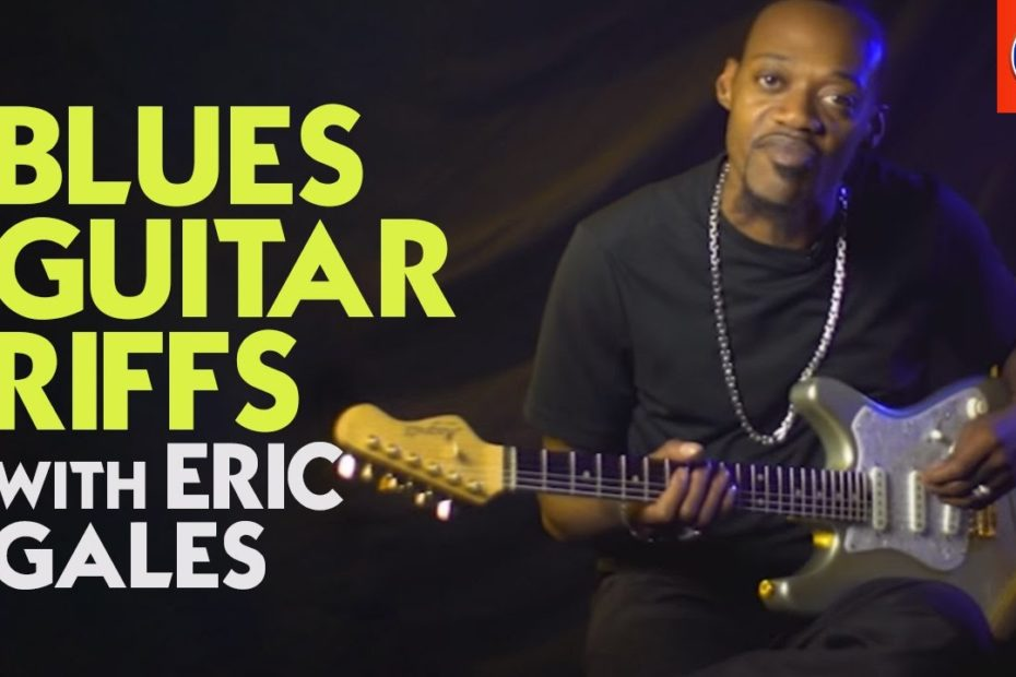 Blues Guitar Riffs with Eric Gales