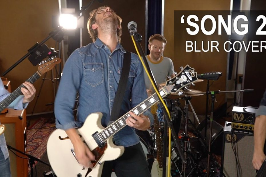 BLUR - SONG 2 - live band cover - Andy Guitar Band