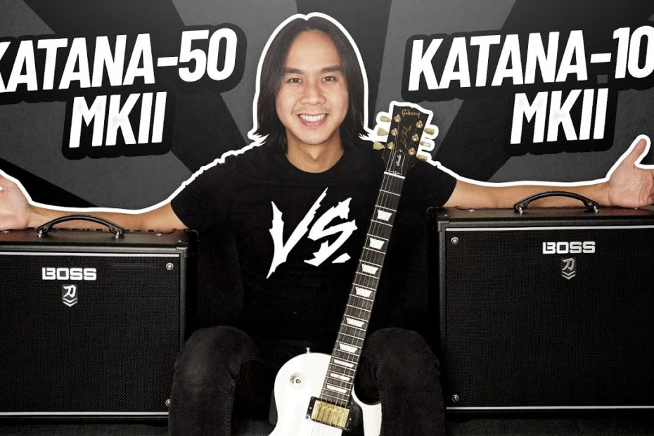BOSS Katana 50 Vs 100 Mk2 - Which One Is Right For You?