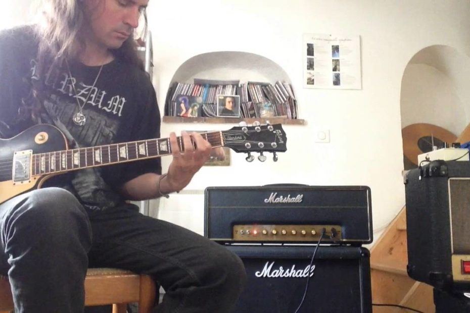 Burzumish riffs - Can a Marshall JTM45 sound good for Black Metal ?