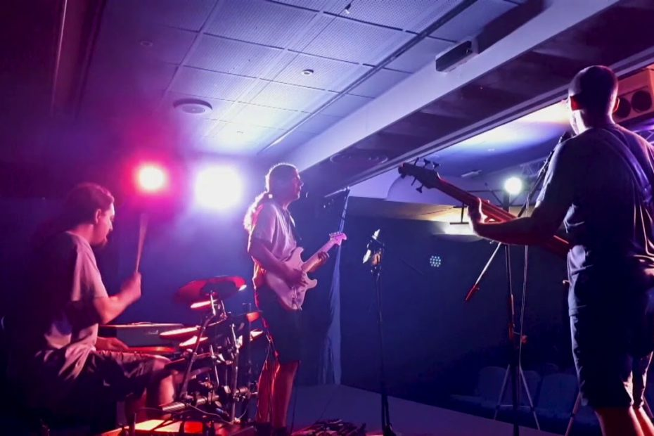 Castellas Promo (French Riviera Rock Band)