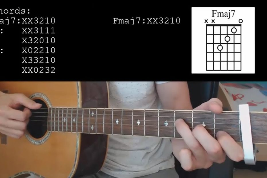 Cavetown – Home EASY Guitar Tutorial With Chords / Lyrics