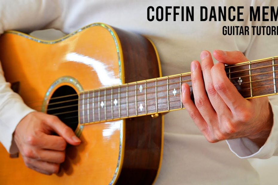 Coffin Dance Meme EASY Guitar Tutorial With Tabs