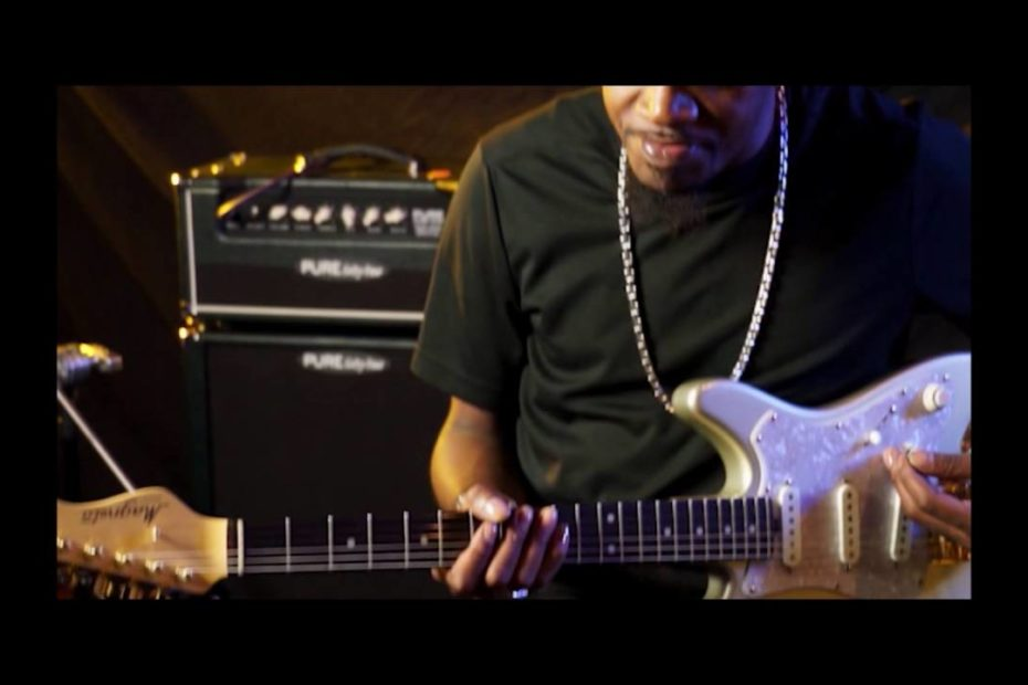 Creating Your Own Hot Licks - Eric Gales Guitar Lesson