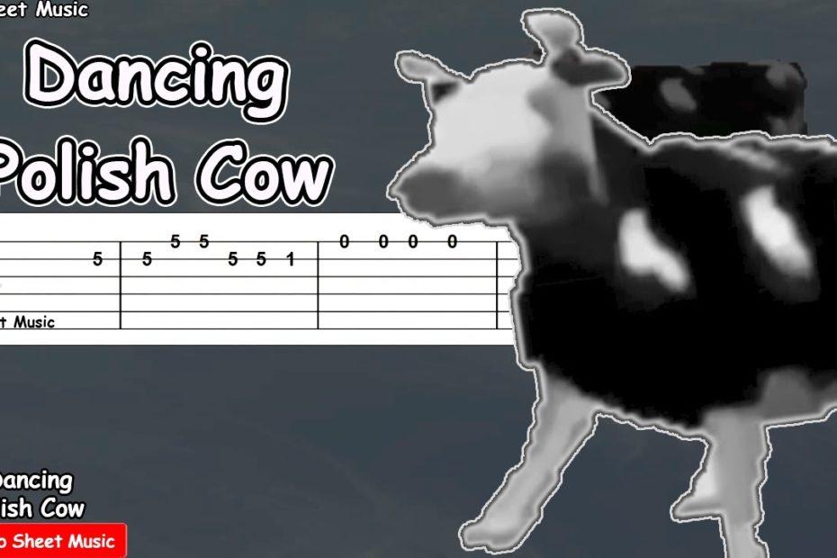 Dancing Polish Cow Meme - Guitar Tutorial