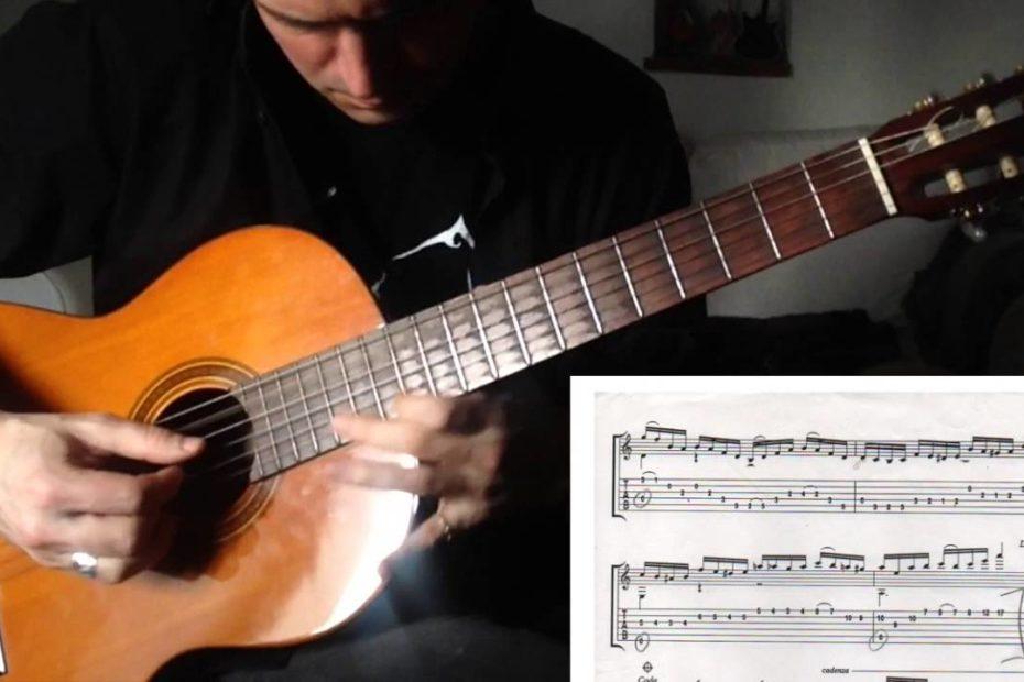 Dark Eyes - Musique folk russe (+tab)