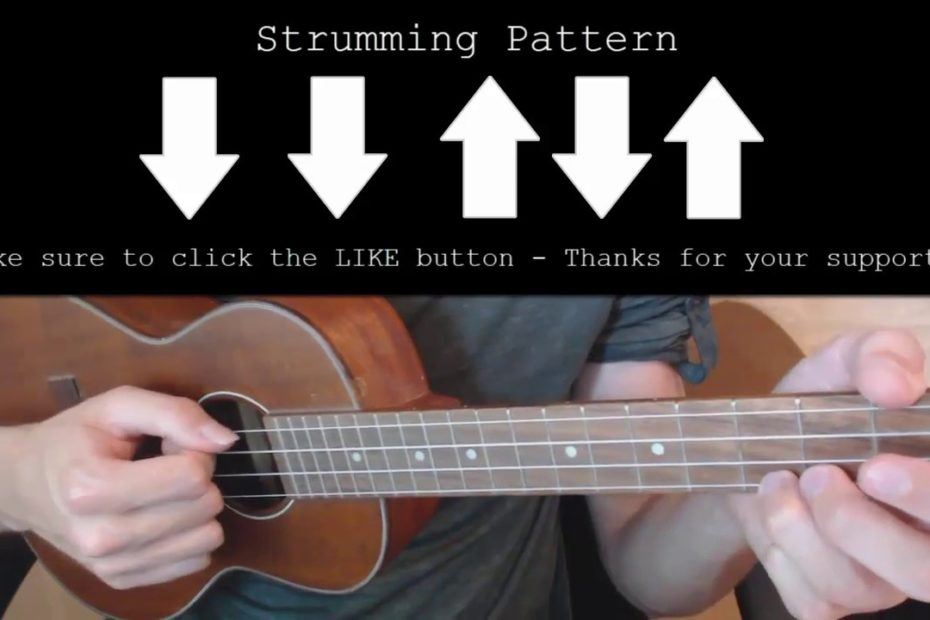 Dodie – Build Me Up Buttercup EASY Ukulele Tutorial With Chords / Lyrics