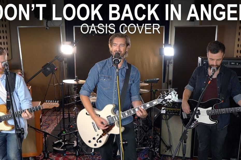 'Don't Look back In Anger' - OASIS cover - Andy Guitar Band Program
