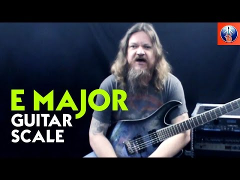 E Major Guitar Scale - Lick Using the E Major Scale
