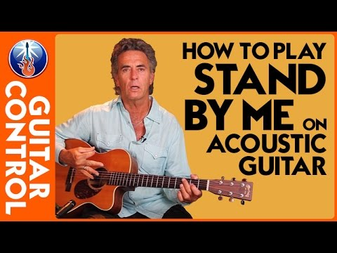 Easy Strum Guitar - How to Play Stand by Me on Acoustic Guitar