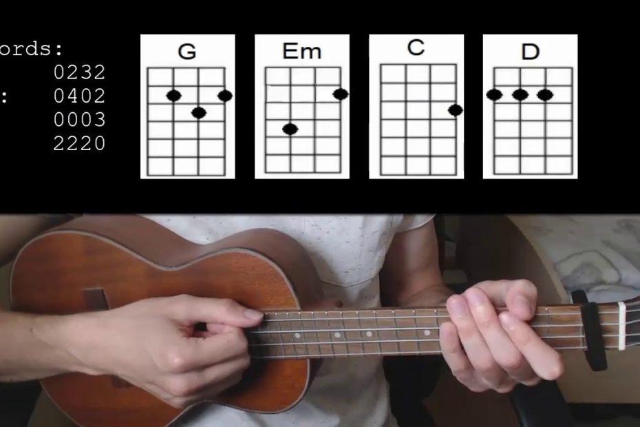 Ed Sheeran - Perfect EASY Ukulele Tutorial With Chords / Lyrics