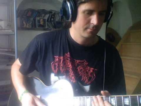 Far Beyond the Sun (Guitar Cover w/ a Les Paul + JCM800)