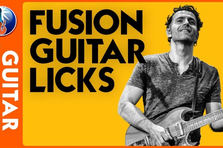 Fusion Guitar Licks - Awesome Fusion Lesson with Dweezil Zappa