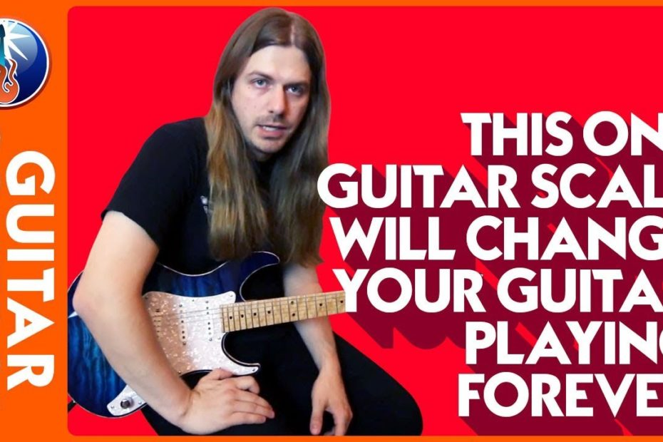 Guitar Scales for Beginners: This One Guitar Scale Will Change Your Guitar Playing Forever