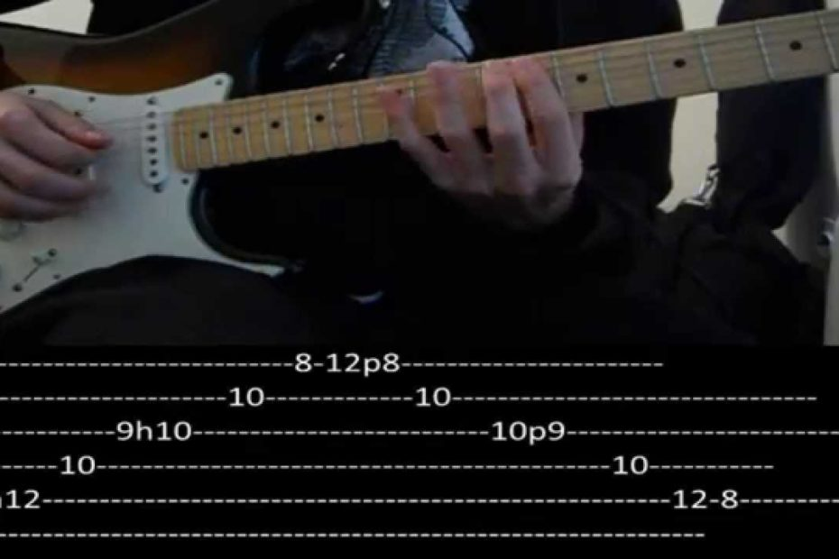 Guitar Theory Lesson: 7th Chords Arpeggios in Major scales
