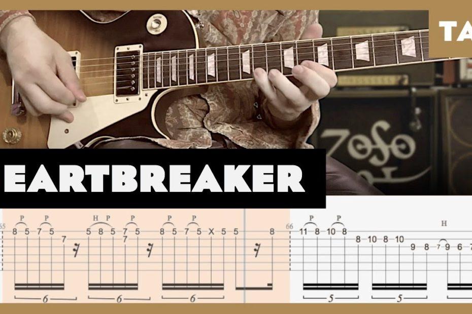 Heartbreaker/Living Loving Maid Led Zeppelin Cover   Guitar Tab   Lesson   Tutorial