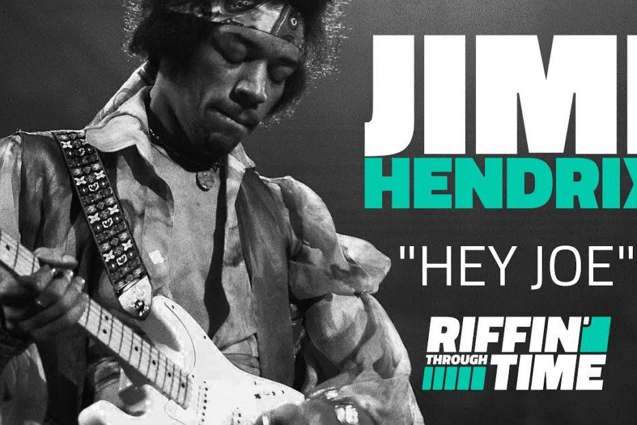 """Hey Joe"" Solo - Jimi Hendrix Guitar Lesson   Riffin' Through Time"