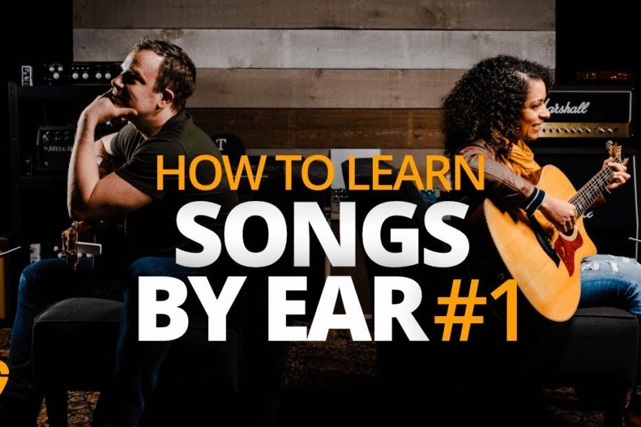 How To Learn Songs By Ear: Active Listening