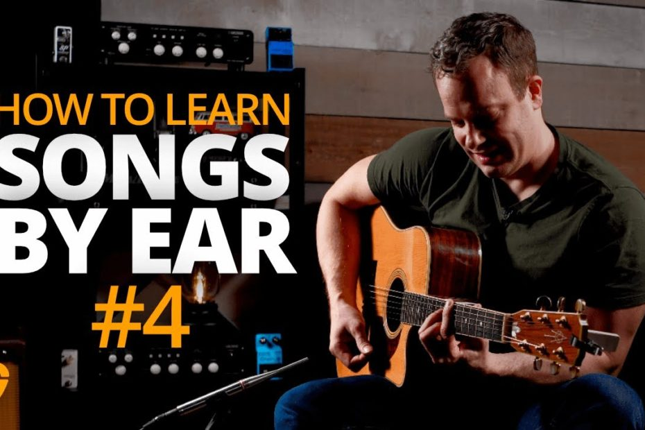 How To Learn Songs By Ear: Deciphering Major & Minor Chords