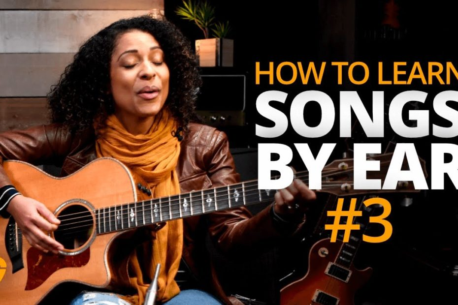 How To Learn Songs By Ear: Identifying Root Notes