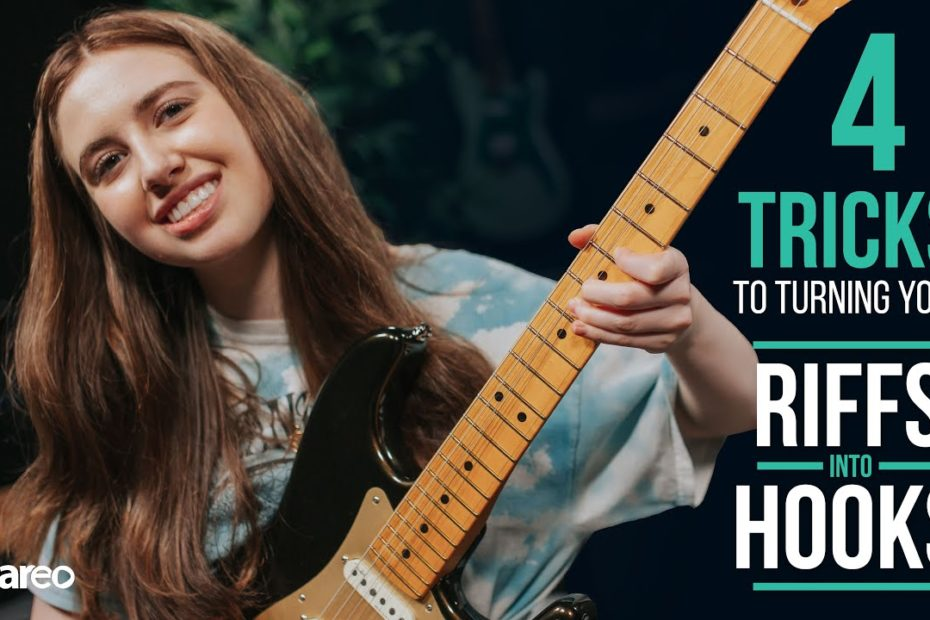 How To Make Catchy Guitar Riffs That Stick In Your Head