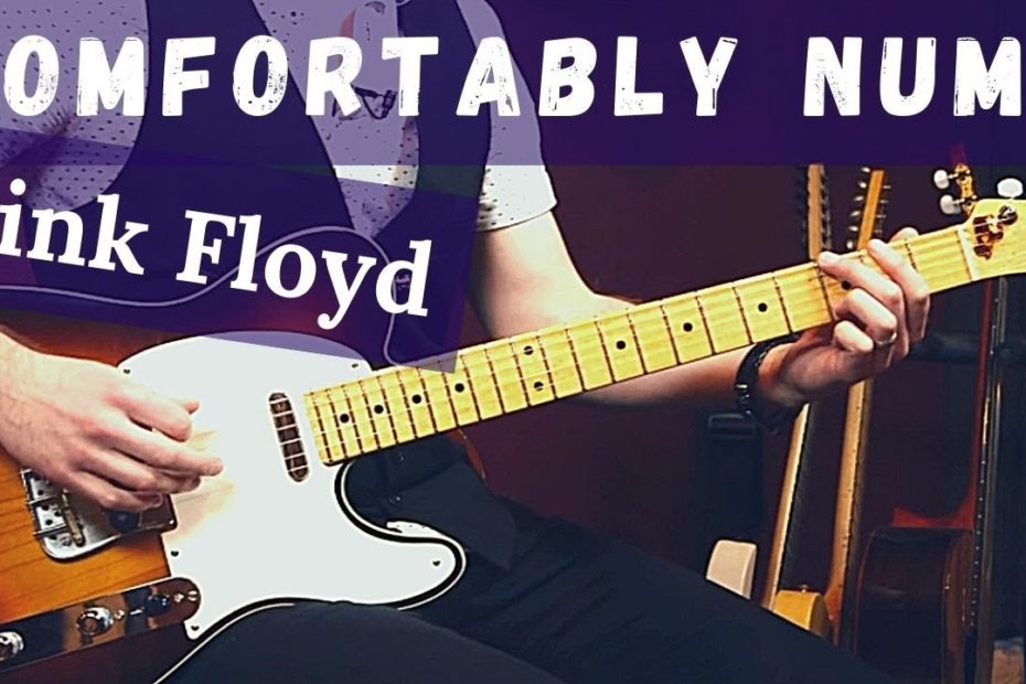 How to Play Comfortably Numb by Pink Floyd on Guitar (Easy Guitar Song Lesson w/ Jon Maclennan)