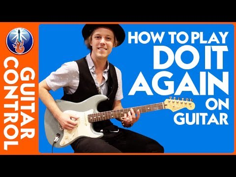 How to Play Do It Again on Guitar: Steely Dan Song Lesson | Guitar Control