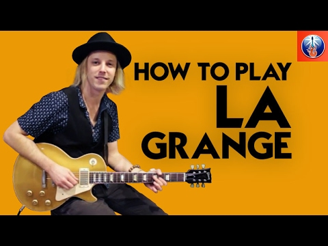 How to Play La Grange - ZZ Top Guitar Song Lesson