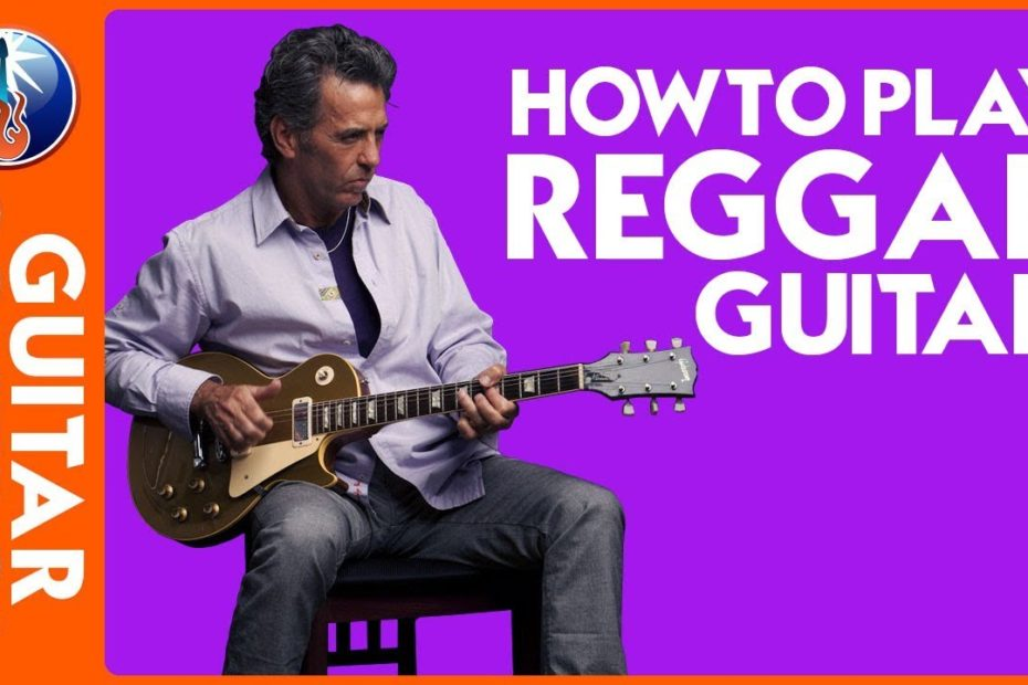 How to Play Reggae on Acoustic Guitar - Acoustic Guitar Lesson with Jimmy Dillon