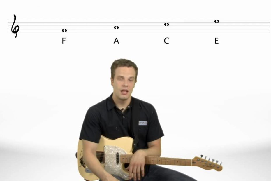 How To Read Guitar Sheet Music - Guitar Lessons