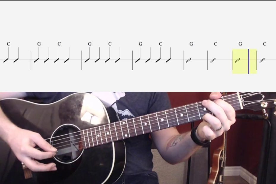 I'm a Believer (Easy Chords and Strumming) Watch and Learn Guitar Lesson for Kids to Pre-teen.