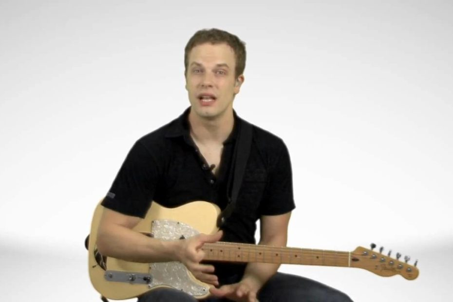 Introduction To Ear Training On Guitar - Guitar Lesson