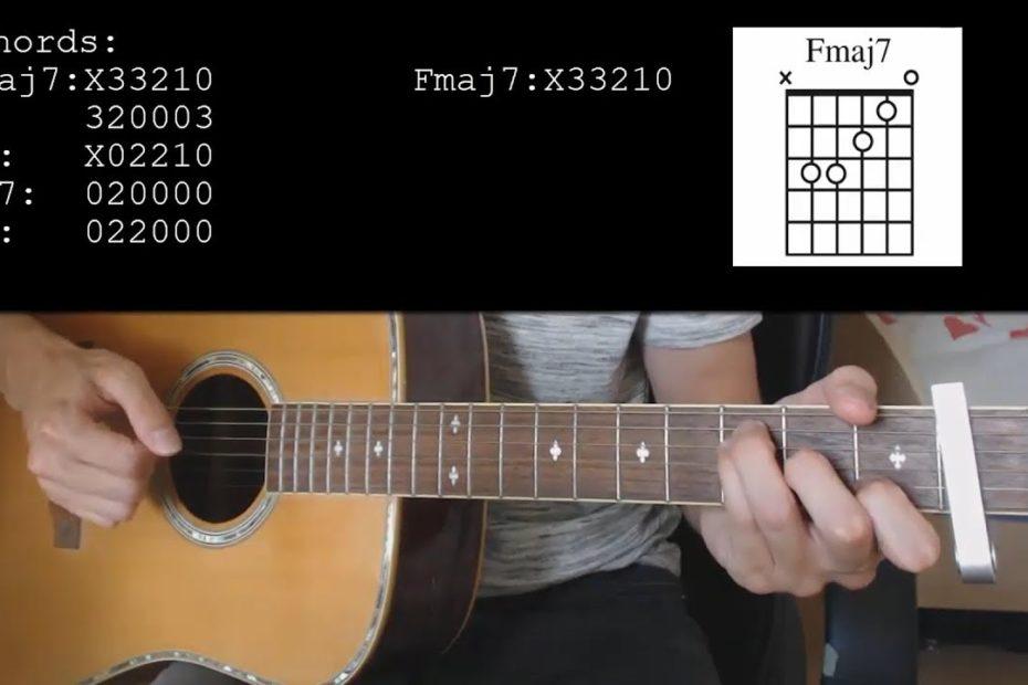 Jack Stauber – Buttercup EASY Guitar Tutorial With Chords / Lyrics