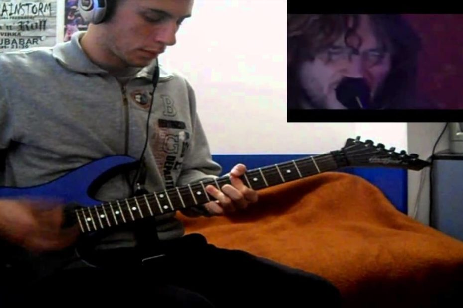 John Frusciante-How Deep Is Your Love (cover)