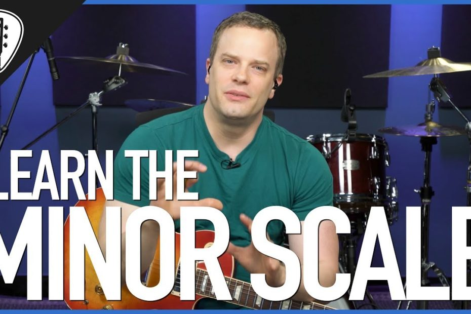 Learn The Minor Scale On Guitar - Minor Scale Guitar Lesson #1