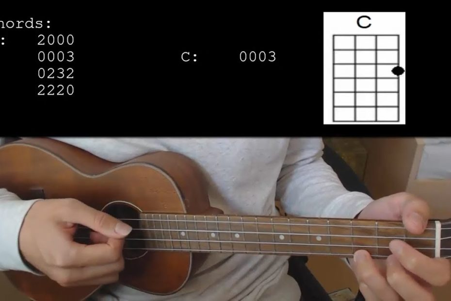 Lil Nas X - Old Town Road ft. Billy Ray Cyrus EASY Ukulele Tutorial With Chords / Lyrics