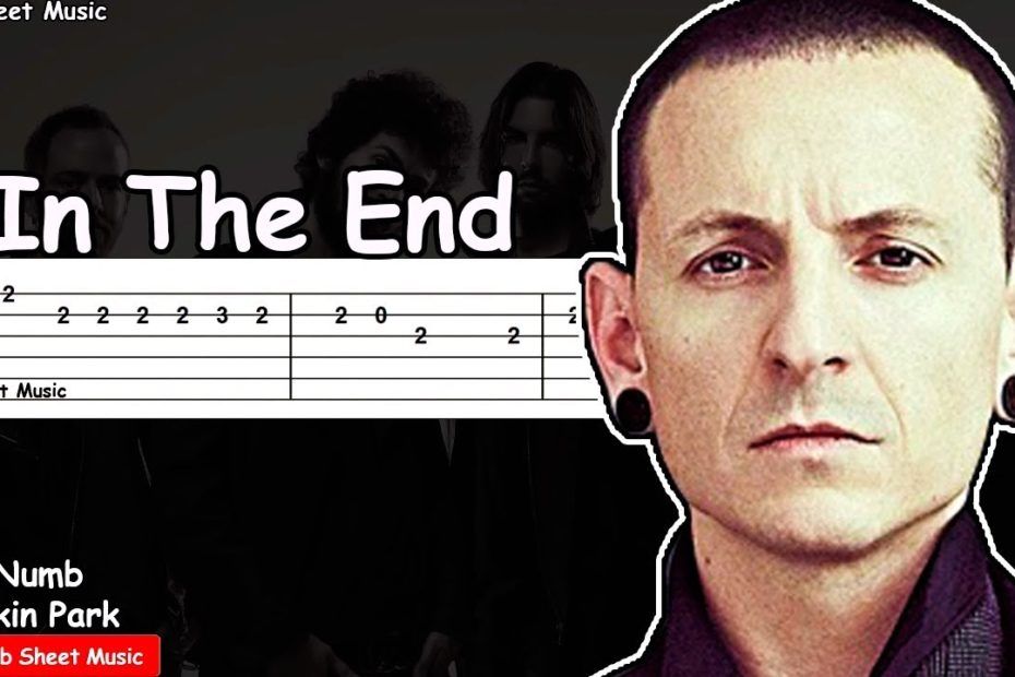 Linkin Park - In The End Guitar Tutorial