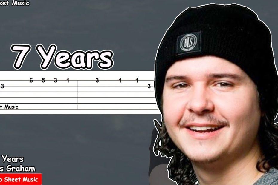 Lukas Graham - 7 Years Guitar Tutorial