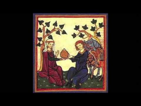 Medieval/Renaissance Tune - Belle qui tiens ma vie
