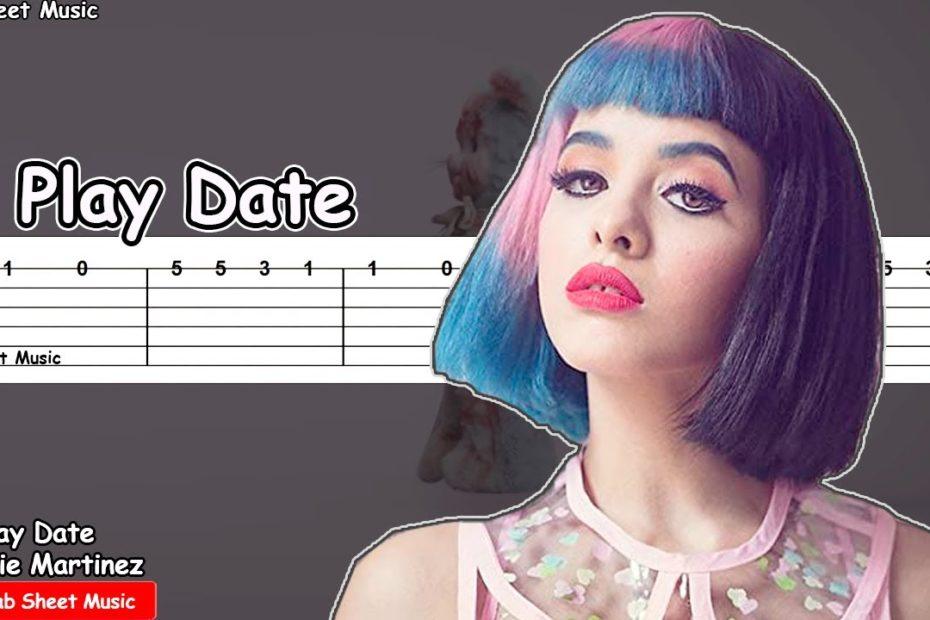 Melanie Martinez - Play Date Guitar Tutorial